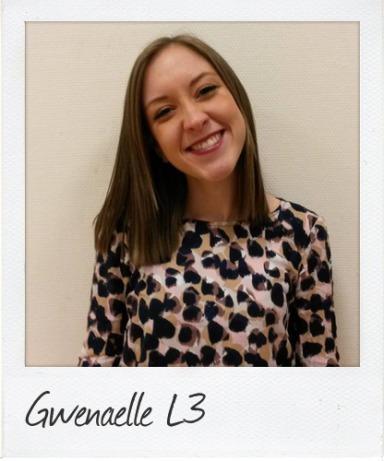 Gwenaelle L3